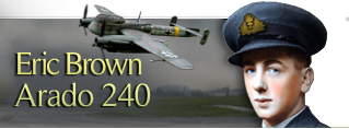 Brown - Arado 240