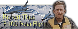 Titus - F-100 Polar Flight