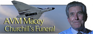 Macey - Churchill's Funeral